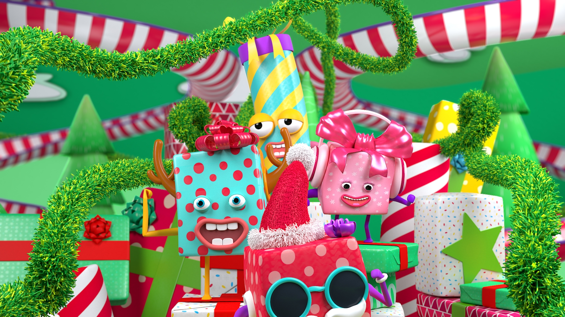 Disocvery Kids Navidad - Promo Pack