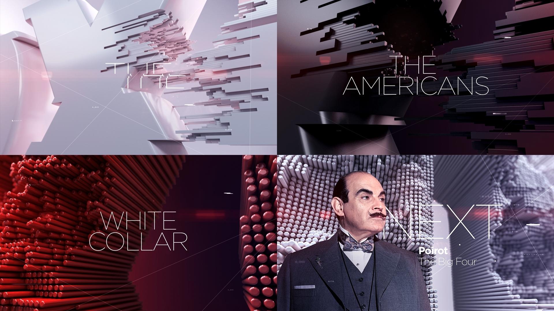 Fox Crime - Channel Rebrand