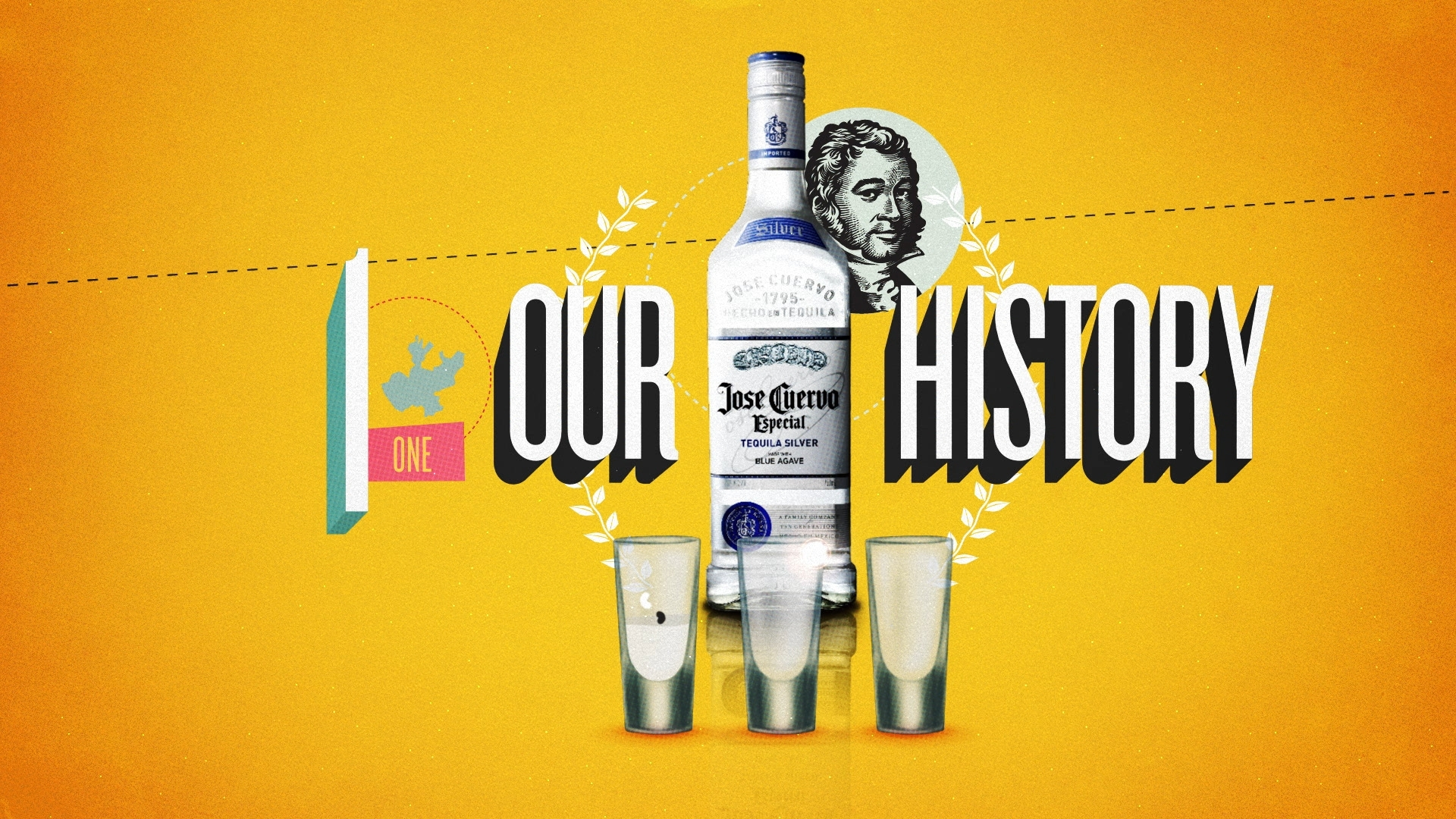 Jose Cuervo 200 Years - Spot