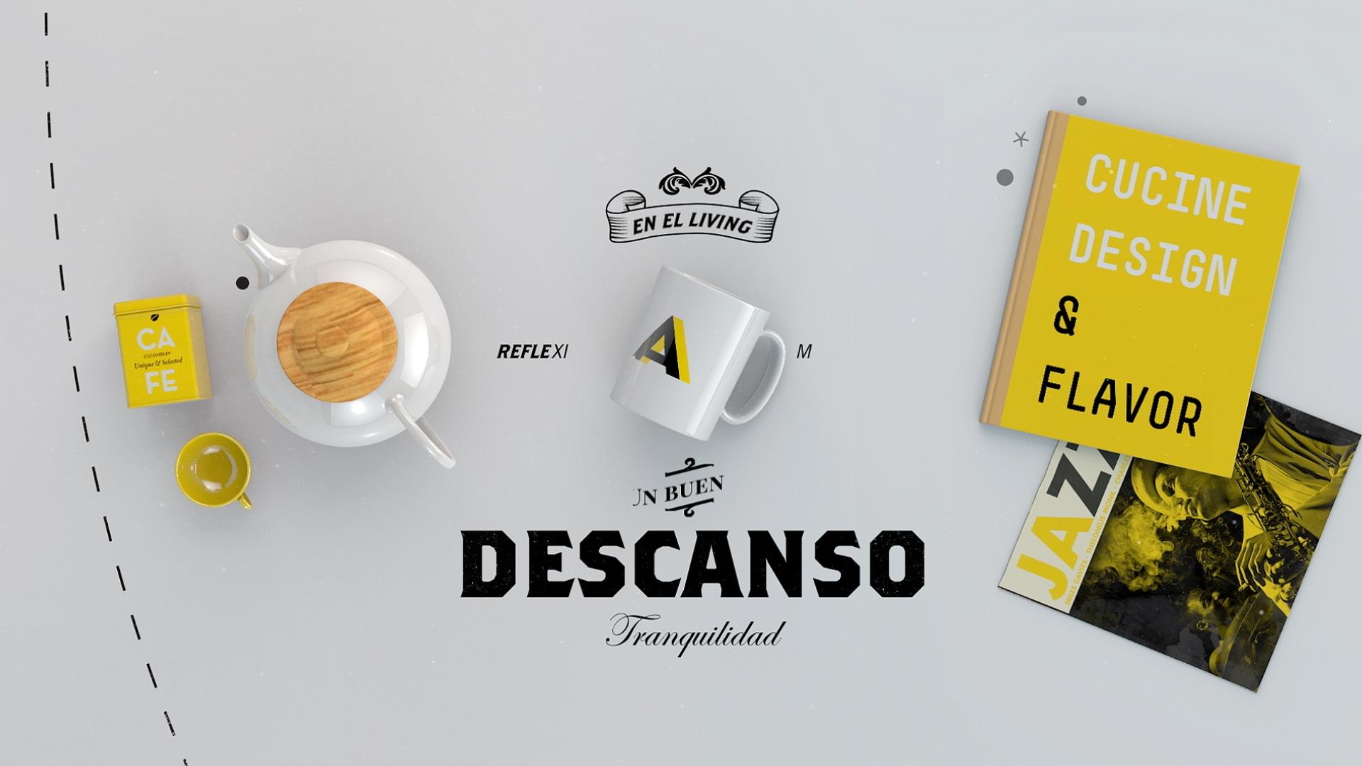 Aromas del Hogar - Graphic Pack
