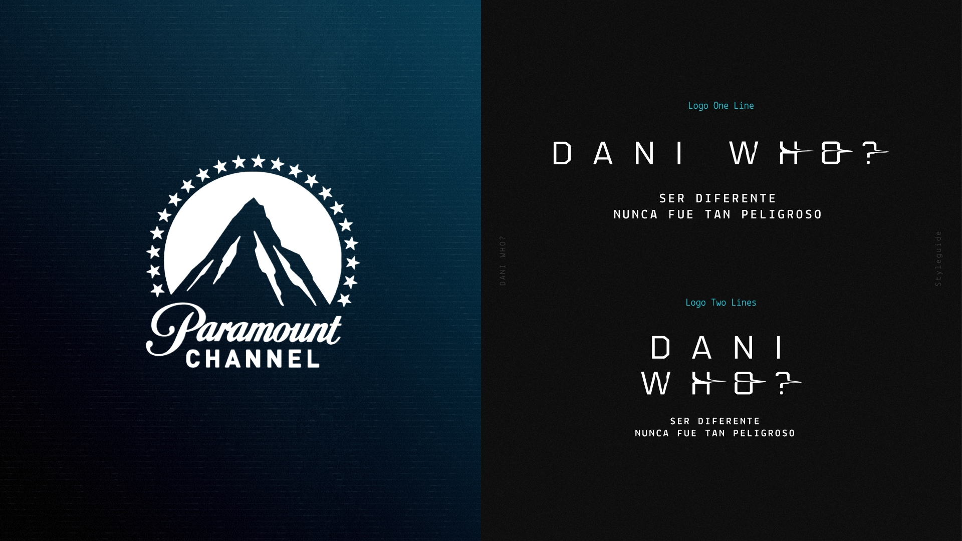 Dani Who? - Graphic Pack