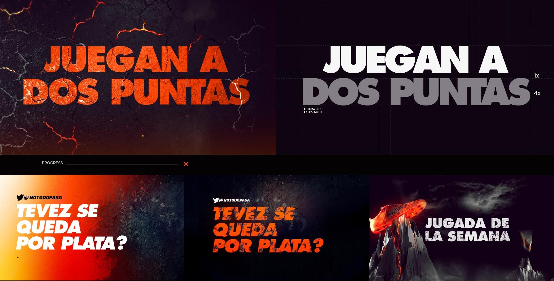 No Todo Pasa - Graphic Pack