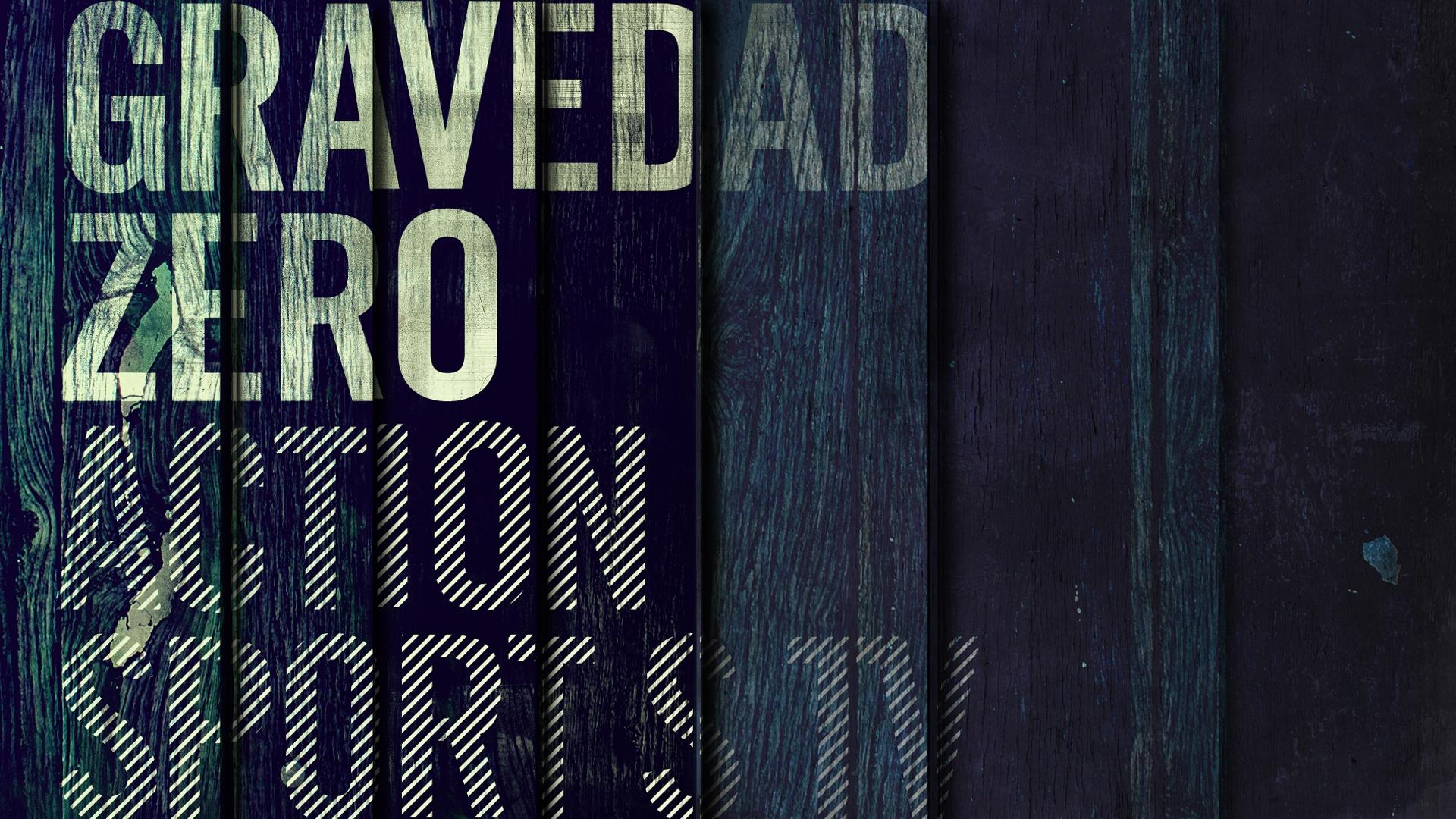 Gravedad Zero - Rebrand
